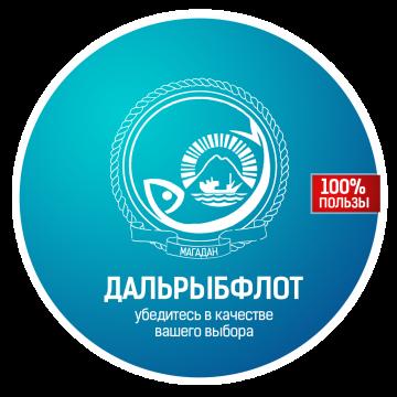 """Разработка логотипа для ООО """"Дальрыбфлотпродукт"""""""