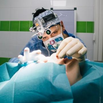 Фотосессия для пластического хирурга