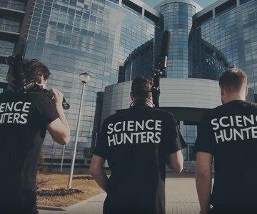 cience Hunters teaser#6