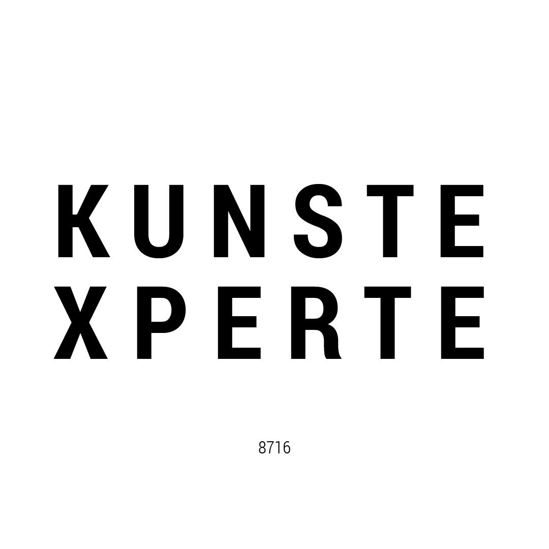 Дизайн логотипа компании KUNST EXPERTE