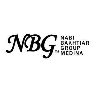 Простой логотип для Nabi Bakhtiar Group Medina