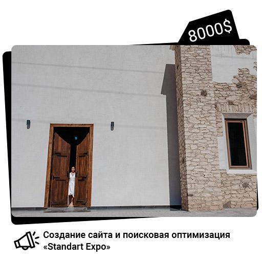Разработка и продвижение сайта для магазина дверей